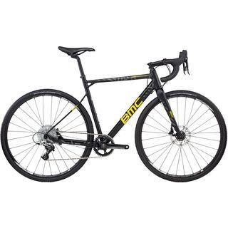 BMC Crossmachine CXA01 Rival 2018, black yellow - Crossrad