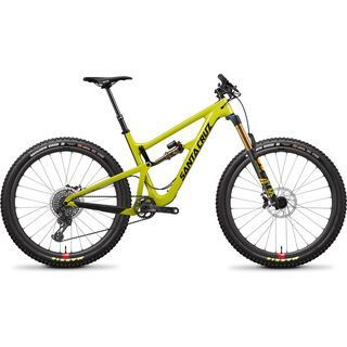 Santa Cruz Hightower LT CC XX1 Reserve 2018, green/black - Mountainbike