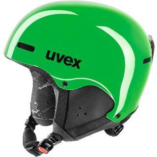 uvex hlmt 5 junior, green - Skihelm