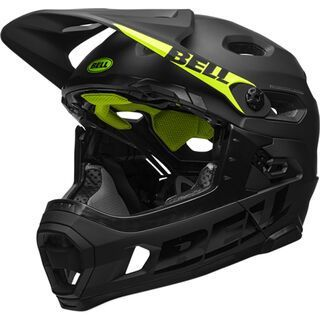 Bell Super DH Spherical MIPS, black - Fahrradhelm