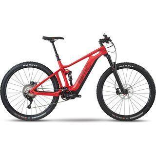 BMC Speedfox AMP Two 2018, red black - E-Bike