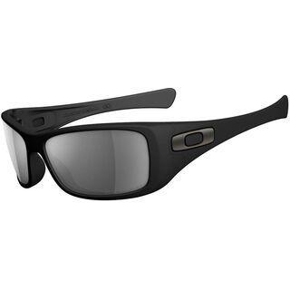 Oakley Hijinx, Matte Black/Grey Polarized - Sonnenbrille