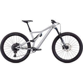 Specialized Stumpjumper Evo Comp Alloy 29 2019, brushed/black - Mountainbike