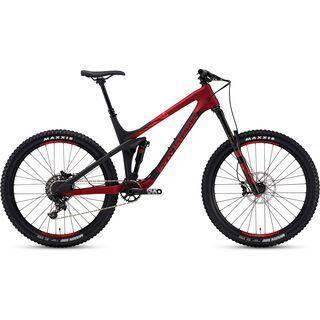 Rocky Mountain Slayer 730 MSL 2017, red/black - Mountainbike