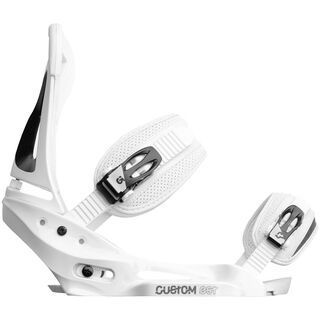 Burton Custom EST 2013, White - Snowboardbindung