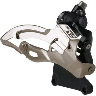 SRAM X0 Umwerfer - 2x10, High Direct-Mount, kompakt, Top-Pull