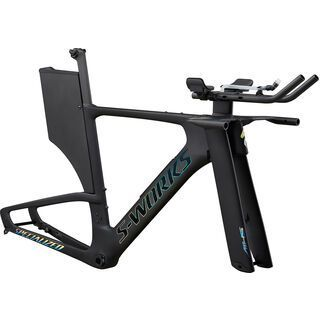 Specialized S-Works Shiv Disc Module Frameset 2020, carbon/silver holographic