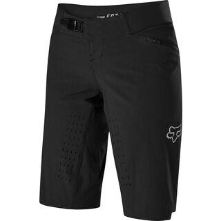 Fox Womens Flexair Short with Liner, black - Radhose