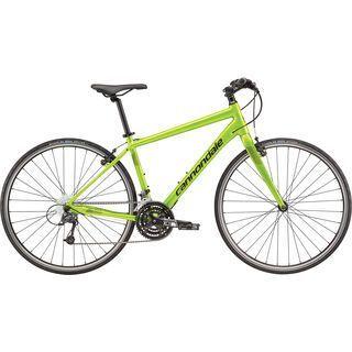 Cannondale Quick 4 2018, acid green/black - Fitnessbike