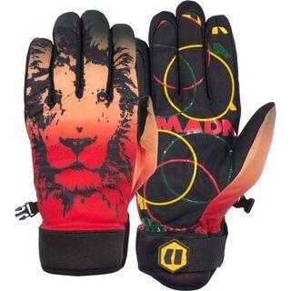 Armada Carmel WINDSTOPPER Glove, rasta - Skihandschuhe