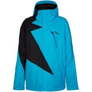 Zimtstern Flash, Blue/Black - Snowboardjacke