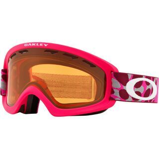 Oakley O Frame 2.0 XS, octoflow coral pink/Lens: persimmon - Skibrille