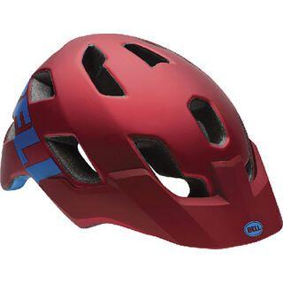 Bell Stoker MIPS, matte red emblem - Fahrradhelm