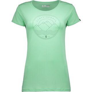 Scott Trail MTN DRI 60 S/SL Women's Shirt, opal green - Radtrikot