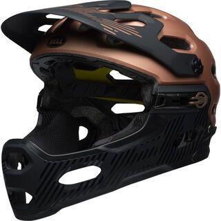 Bell Super 3R MIPS, copper/black - Fahrradhelm