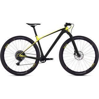 Ghost Lector X 8.9 UC 2019, black/neon yellow - Mountainbike