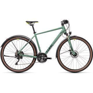 Cube Nature EXC Allroad green´n´bluegreen 2021