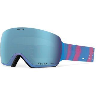 Giro Article inkl. WS, silicone vivid/Lens: vivid royal - Skibrille