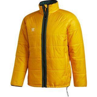 Adidas Midlayer Jacket legacy gold/mineral green/white