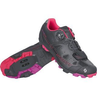 Scott MTB Elite Boa Lady, black/pink - Radschuhe