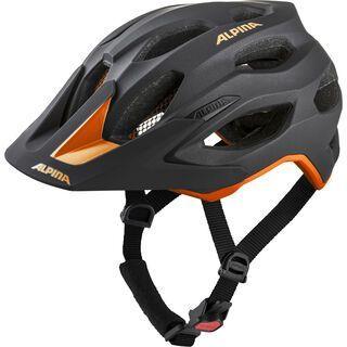 Alpina Carapax 2.0 black-orange