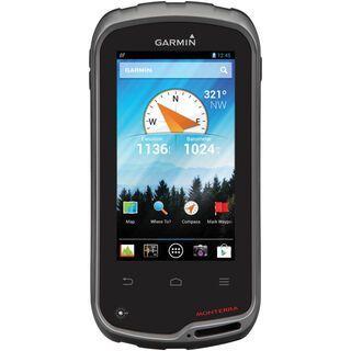 Garmin Monterra (Bundle mit Freizeitkarte Europa) - GPS-Gerät