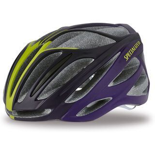 Specialized Women's Aspire, indigo/green - Fahrradhelm