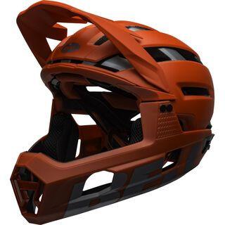 Bell Super Air R MIPS, matte/gloss red/gray - Fahrradhelm