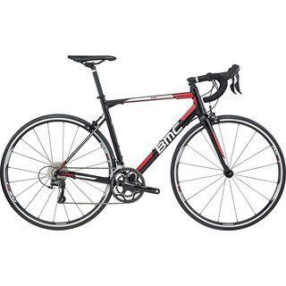 BMC Teammachine ALR01 Ultegra 2017, black red - Rennrad