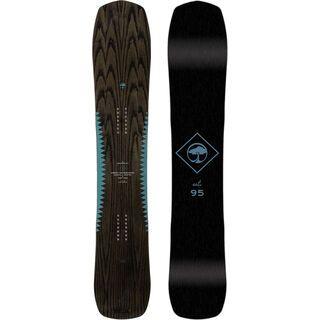 Arbor Crosscut Rocker 2020 - Snowboard