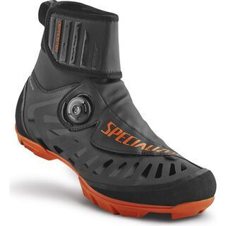Specialized Defroster Trail, black/orange - Radschuhe