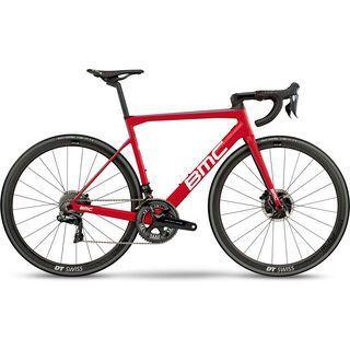 BMC Teammachine SLR01 Disc Team 2018, team red - Rennrad