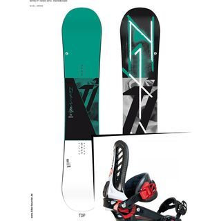 Set: Nitro T1 Wide  +  Pusher (476846S)
