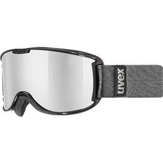 uvex skyper LM, black/Lens: litemirror silver - Skibrille