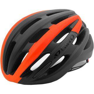 Giro Foray MIPS, black/vermillion - Fahrradhelm
