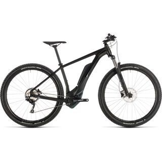 Cube Reaction Hybrid Pro 400 29 2019, black edition - E-Bike