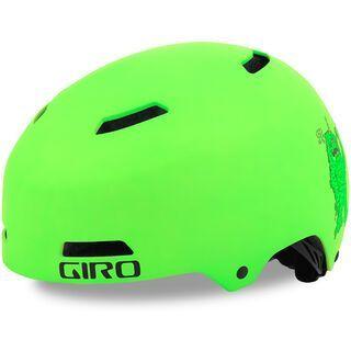 Giro Dime FS, lime - Fahrradhelm