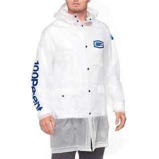 100% Torrent Mechanic's Raincoat clear