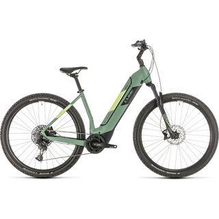 Cube Nuride Hybrid EXC 625 2020, green´n´sharpgreen - E-Bike