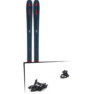Set: Atomic Vantage 97 C 2019 + Marker Alpinist 9 black/titanium