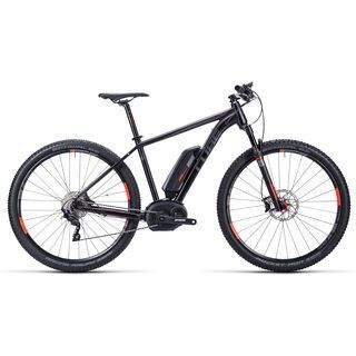 *** 2. Wahl *** Cube Reaction Hybrid HPA SL 29 2015, black anodized - E-Bike | Größe 21 Zoll