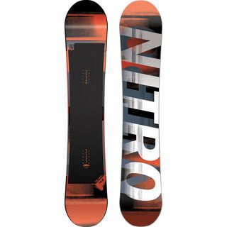 Nitro Team Gullwing 2017 - Snowboard