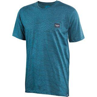 Platzangst Nolo Function T-Shirt, green - Radtrikot