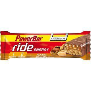 PowerBar Ride Energy - Peanut-Caramel - Energieriegel