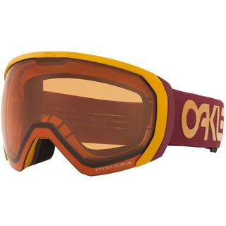 Oakley Flight Path XL Prizm Factory Pilot, mustard yellow g/Lens: persimmon - Skibrille