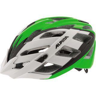 Alpina Panoma L.E., white green black - Fahrradhelm