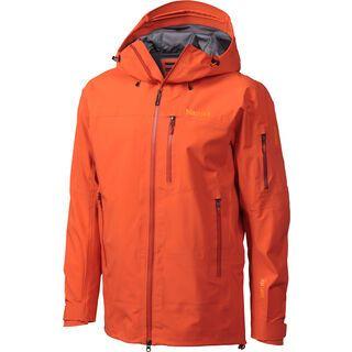 Marmot Trident Jacket, sunset orange - Skijacke