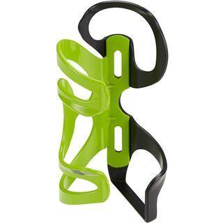 Cannondale Nylon SSL Cage, black/green - Flaschenhalter