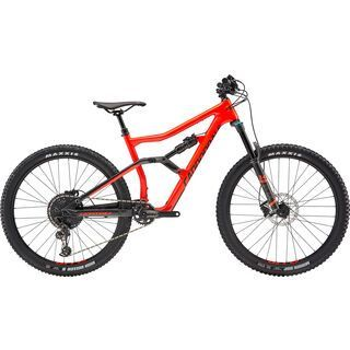 Cannondale Trigger 3 2019, acid red - Mountainbike