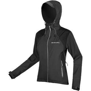 Endura Wms MT500 Waterproof Jacket II, schwarz - Radjacke